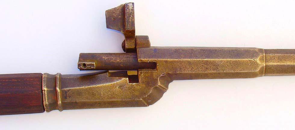 trait à poudre à culasse !  (15e siècle !) Attachment